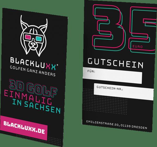BLACKLUXX Gutschein